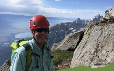 Retired Rock Climber Continues to Discover New Heights.