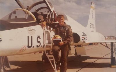 In Memory of Retired Air Force Maj. Jon Lee Stem Box – A Life of Service